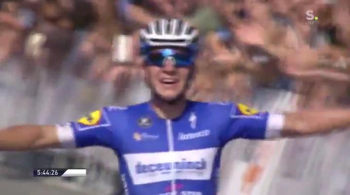 Remco Evenepoel gana la Clásica San Sebastián en solitario