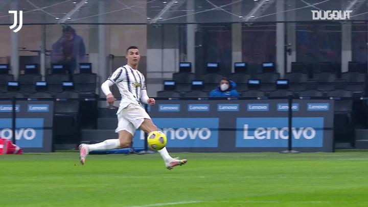 Juventus' 2-1 Coppa Italia win against Inter