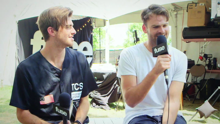 Lollapalooza 2015: The Chainsmokers Announce Fall Tour