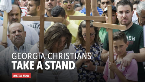 Georgia Christians Take a Stand