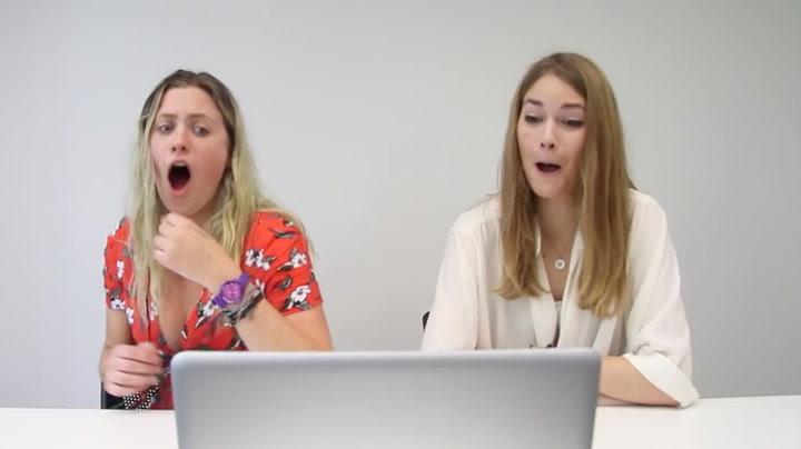Studentene ser på porno – reaksjonene er VELDIG ulike
