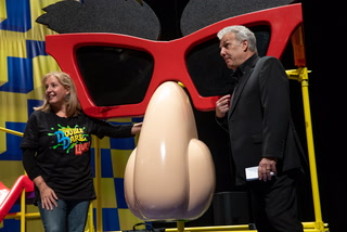 "You Can Compete On ""Double Dare"" In Las Vegas"