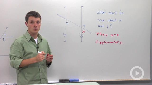 Corresponding Angles - Problem 2