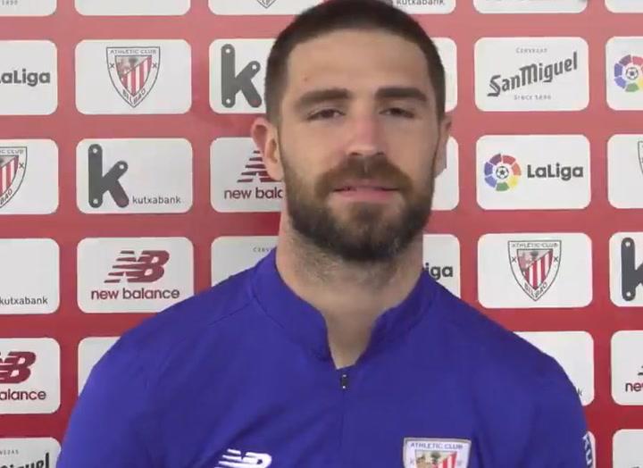 Yeray (Athletic):