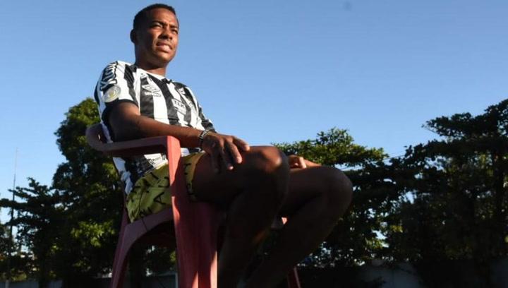 Robinho regresa al Santos a sus 36 años