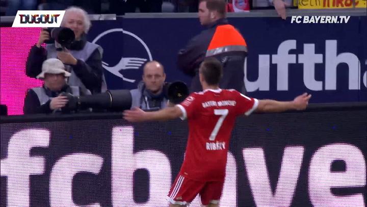 Franck Ribéry Still Got it!