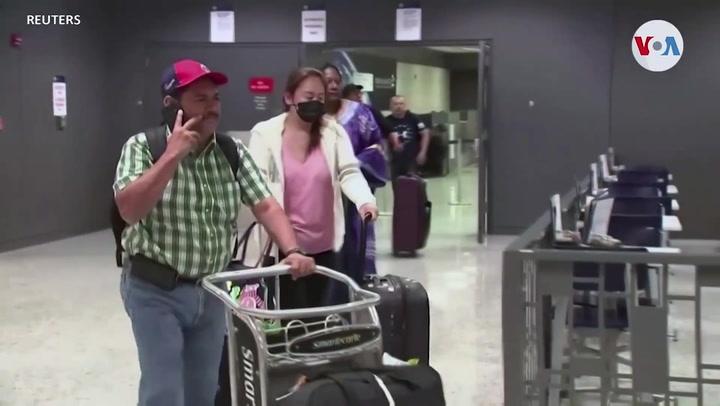 Estados Unidos: exigen prueba negativa de COVID-19 a viajeros