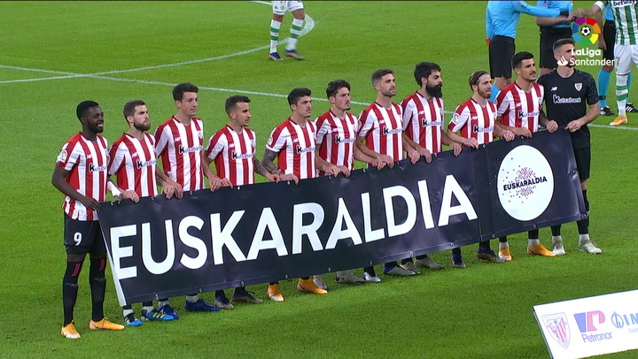 LaLiga (J10): Resumen y goles del Athletic 4-0 Betis