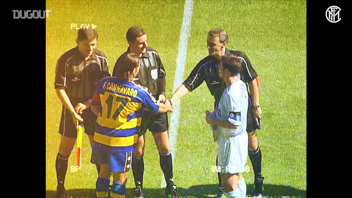 Inter and Parma - the players to have represented both clubs