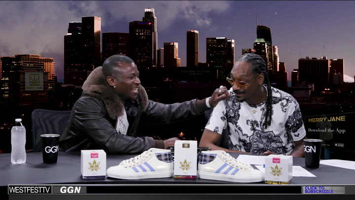 OT Genasis Goes Inside the Smoker's Studio on GGN