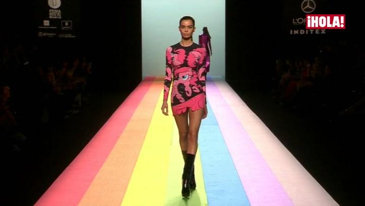 Fashion Week Madrid otoño-invierno 2016-2017: María Escoté