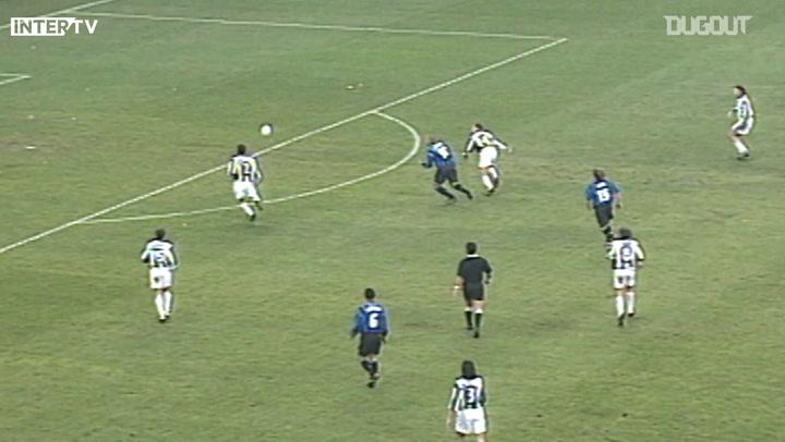 Throwback: Youri Djorkaeff Goal Seals Win Over Juventus