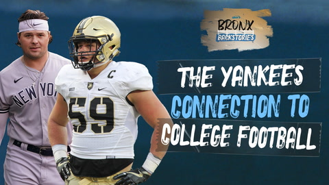 Luke Voit and Yankees connection to college football