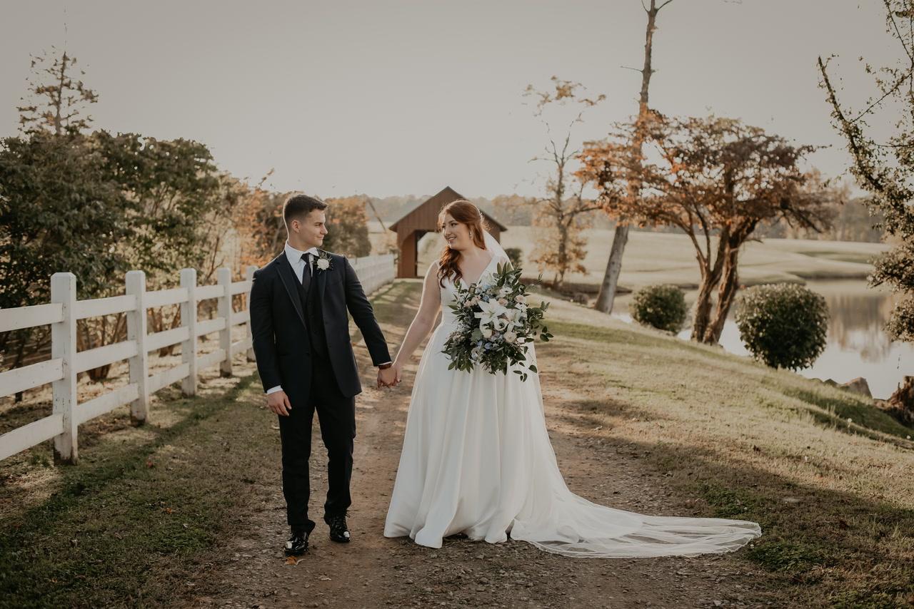Katie + Casey | Trinity, North Carolina | Adaumont Farm
