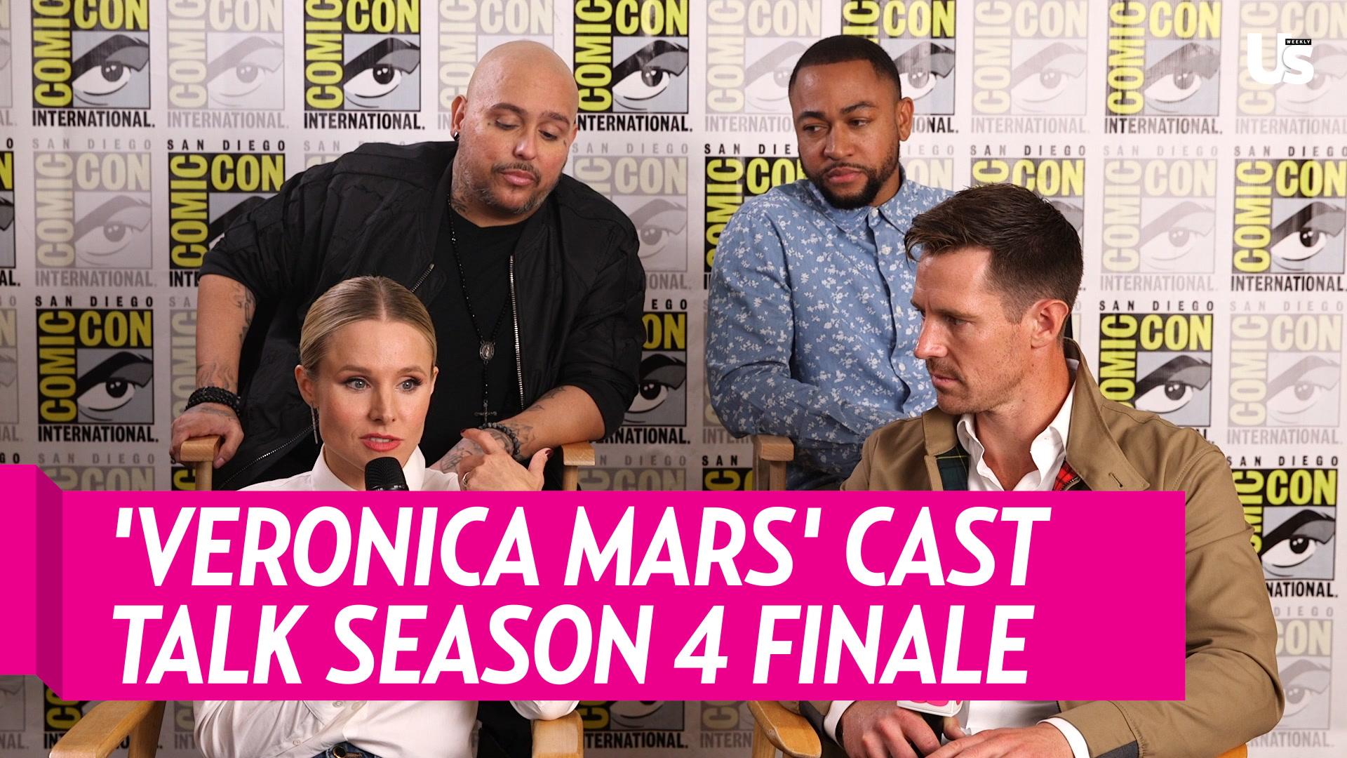 'Veronica Mars' Cast Break Down 'Devastating' Finale Shocker