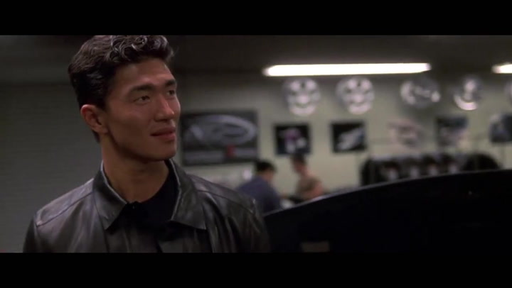 'Fast and Furious' Profile: Johnny Tran