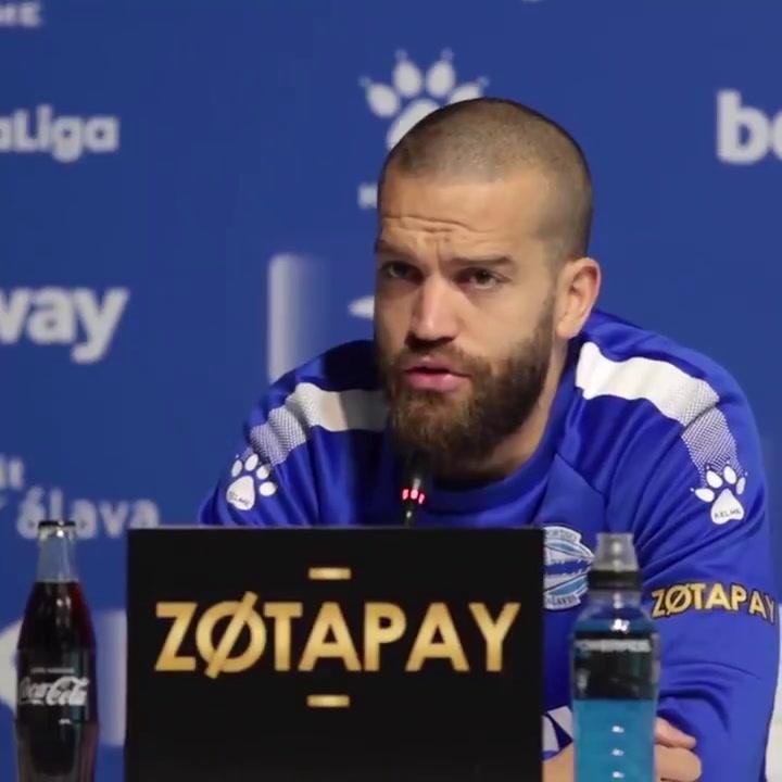 """Laguardia: """"Ante el Madrid hay que dar el 120 por ciento"""""""