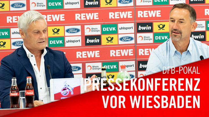 PK vor Wiesbaden