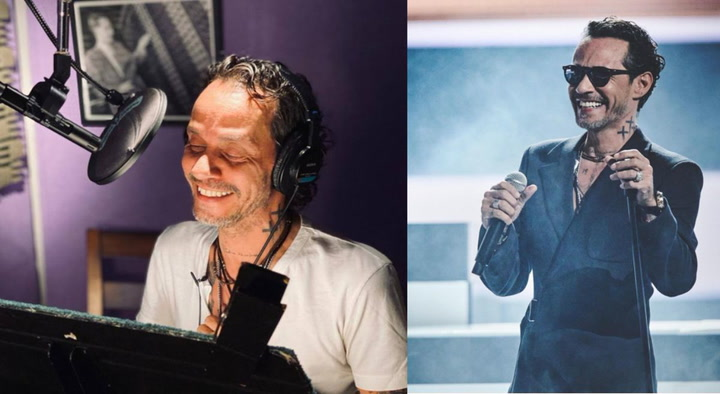 "Marc Anthony anuncia ""Una noche"" su primer concierto global virtual para el 17 de abril"