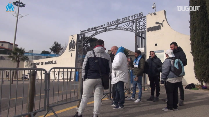 Behind The Scenes: Mario Balotelli's First Day At OM