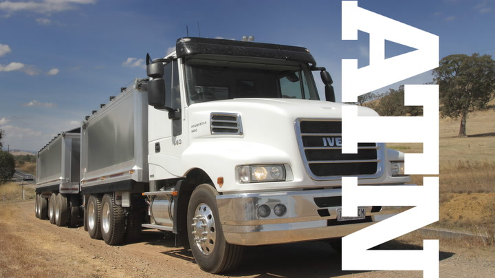 Iveco Powerstar 6400 video | Review