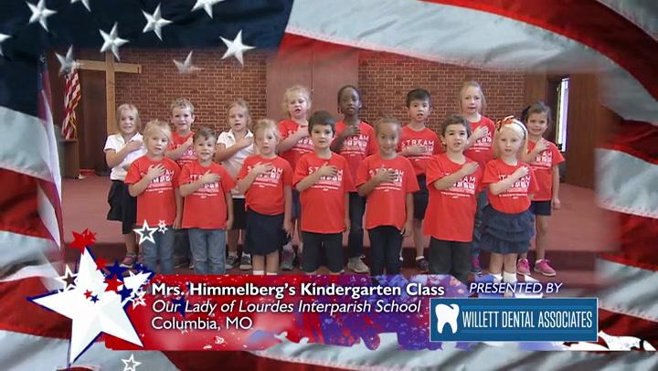 Our Lady of Lourdes - Mrs. Himmelberg - Kindergarten