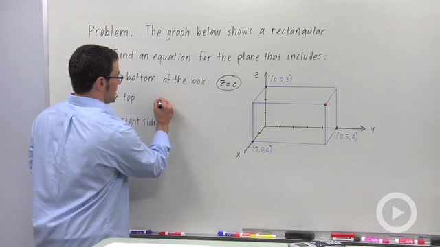 Introduction to Planes - Problem 1