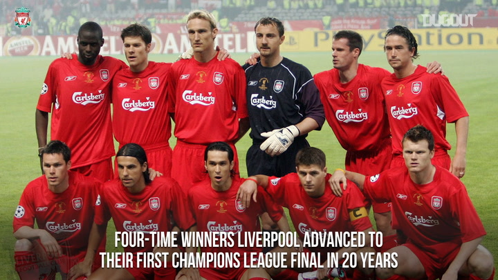 Dugout Exclusive: Xabi Alonso Remembers Istanbul Final