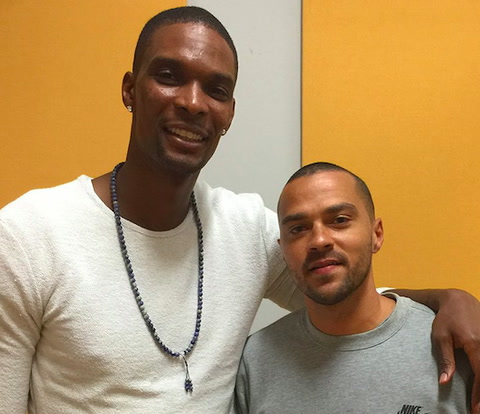 "Chris Bosh, Arian Foster, & Jesse's Anthem Assessment in ""Athletes Are People, Too!"""