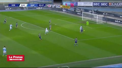 Hellas Verona 3-1 Napoli (Serie A)