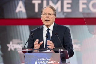 National Rifle Association to ban guns at Dallas convention