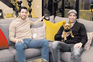 Real Estate Millions | The Property Brothers talk Dream Home No. 1