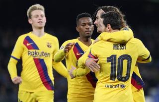 Barcelona saca un empate ante el Napoli en San Paolo y dejan todo para la vuelta