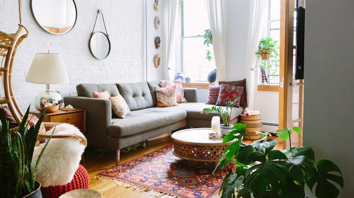 10 Brilliant Ideas for Your Small Living Room