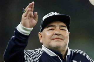¡Hasta siempre! Diego Maradona, el