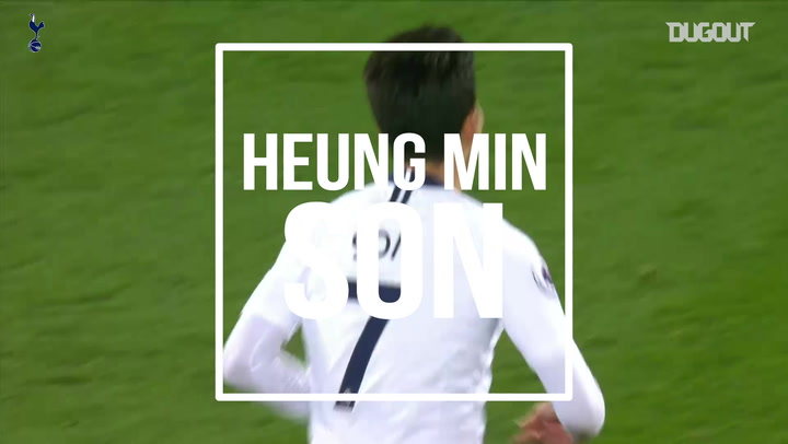 Heung-Min Son's Top Five Goals
