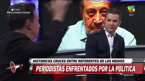 Sietecase criticó la futbolización de la política