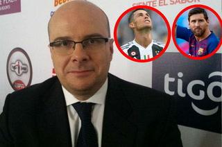 La dura crítica de MisterChip a Cristiano y Messi por no asistir al The Best