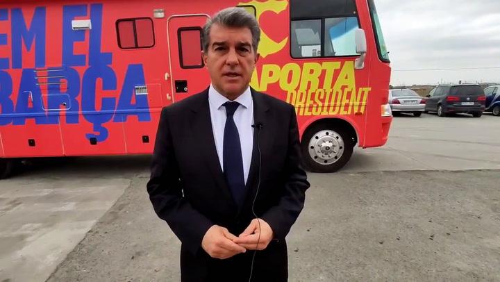Joan Laporta pide máximo respeto por la presunción de inocencia