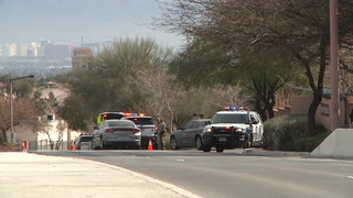Lockdown ends at 2 Summerlin schools after Las Vegas police shooting