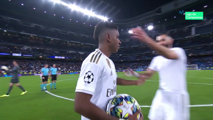 Champions League: Real Madrid - Galatasaray. Hat-trick de Rodrygo
