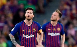 ¡GOL DEL BARCELONA! Messi marca el descuento 1-2 contra el Valencia