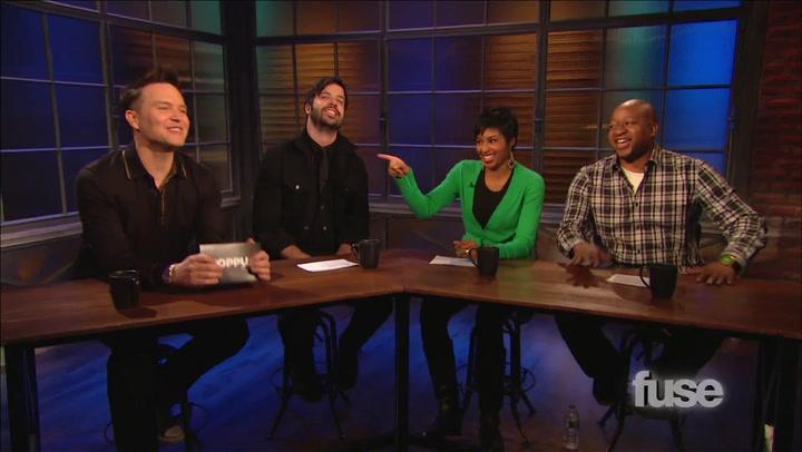 Shows: Hoppus on Music: Panel Chris Brown