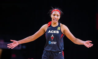 Las Vegas Aces' A'ja Wilson Sets New Career-High with 39 Points – Video Highlights