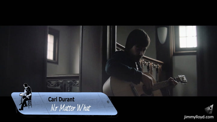 Carl Durant performs No Matter What on The Jimmy Lloyd Songwriter Showcase