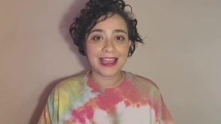 Renata Espinal te invita a que corramos juntos por el sueño de don Enrique