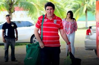 Héctor Vargas sobre árbitros internacionales: