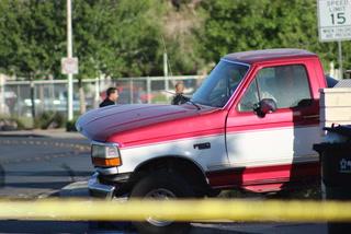 1 dead in North Las Vegas crash