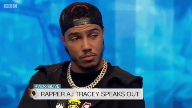 Racial bias highlighted on social media between AJ Tracey