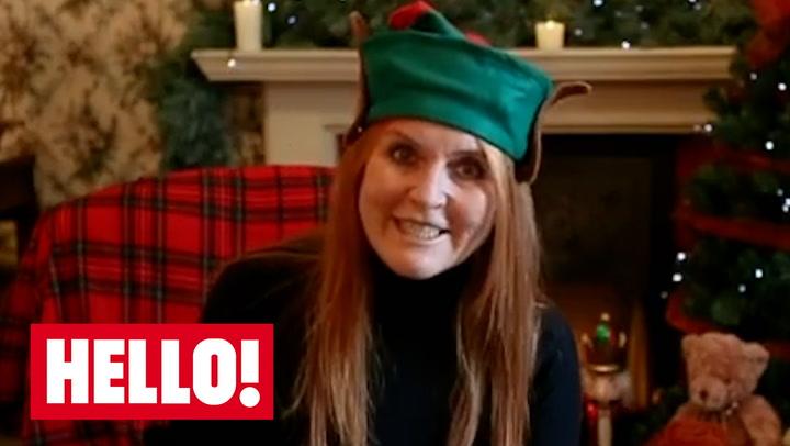 Sarah Ferguson transforms home at Royal Lodge for Christmas